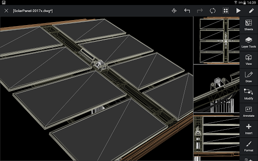 CorelCAD Mobile 18.0.194 screenshots 10