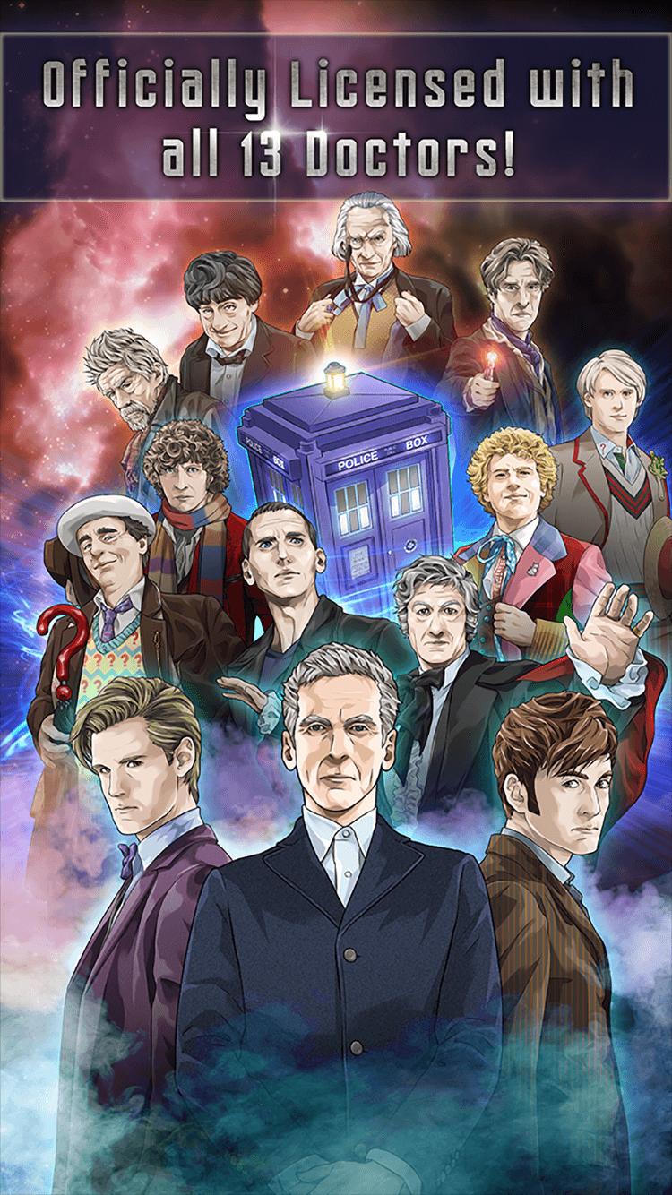 Doctor Who: Legacy screenshot #2