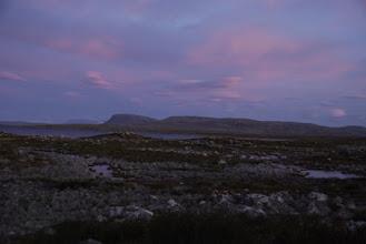 Kuva: Aamulla piti nousta ennen auringonnousua, että sai katsella aamun värejä