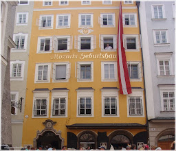 Photo: Salzburgo. Austria.http://www.viajesenfamilia.it/