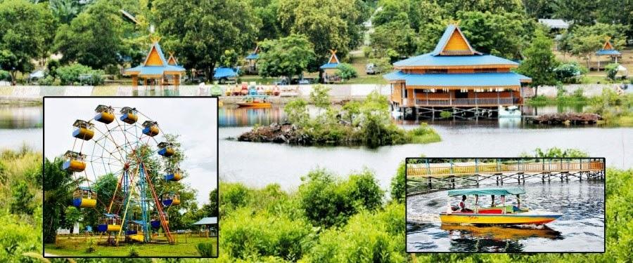 Rencana Kerjasama Pengembangan Danau Wisata