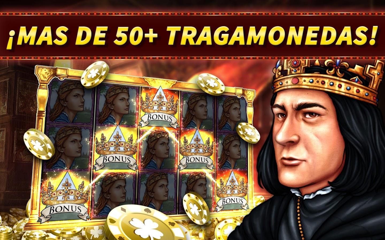 Tragamonedas Juegos Gratis