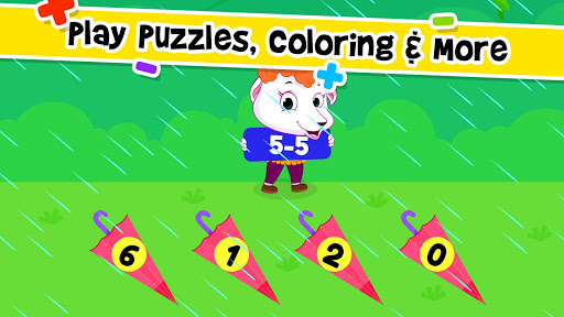 Addition and Subtraction for Kids - Math Games 1.8 screenshots 14