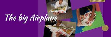 The Big Airplane ~ Memicu Kreativitas Anak