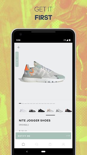 adidas  screenshots 2