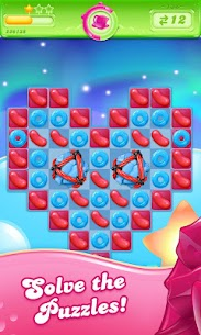 Candy Crush Jelly Saga MOD APK (Unlimited Lives) 4