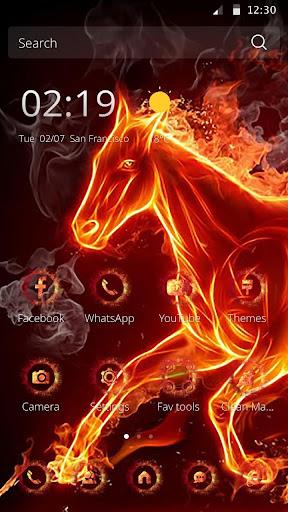 玩免費娛樂APP|下載火の馬 app不用錢|硬是要APP