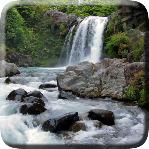 Waterfall Live Wallpaper Apps On Google Play Free Android App Market