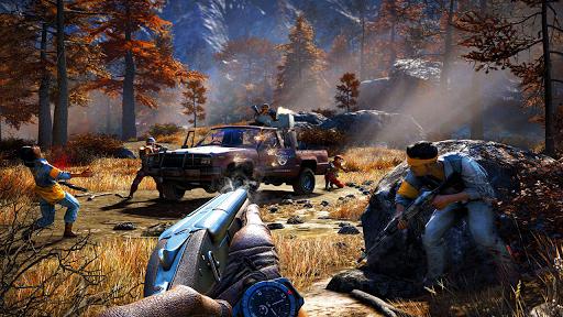 Unknown Sniper Shooting 2019 apkdebit screenshots 4