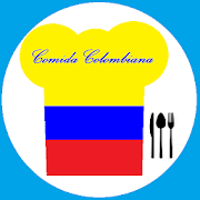 Delicious Colombian food