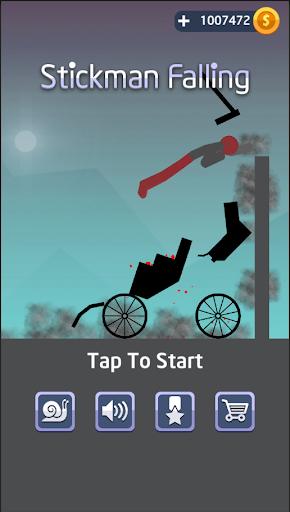 Stickman Falling Forever  screenshots 5
