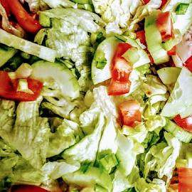 Vegging  by Carlo McCoy - Food & Drink Fruits & Vegetables