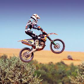 Enduro & Motocross by Alex Alex - Sports & Fitness Other Sports ( sand, bike, motocross, sport, enduro )