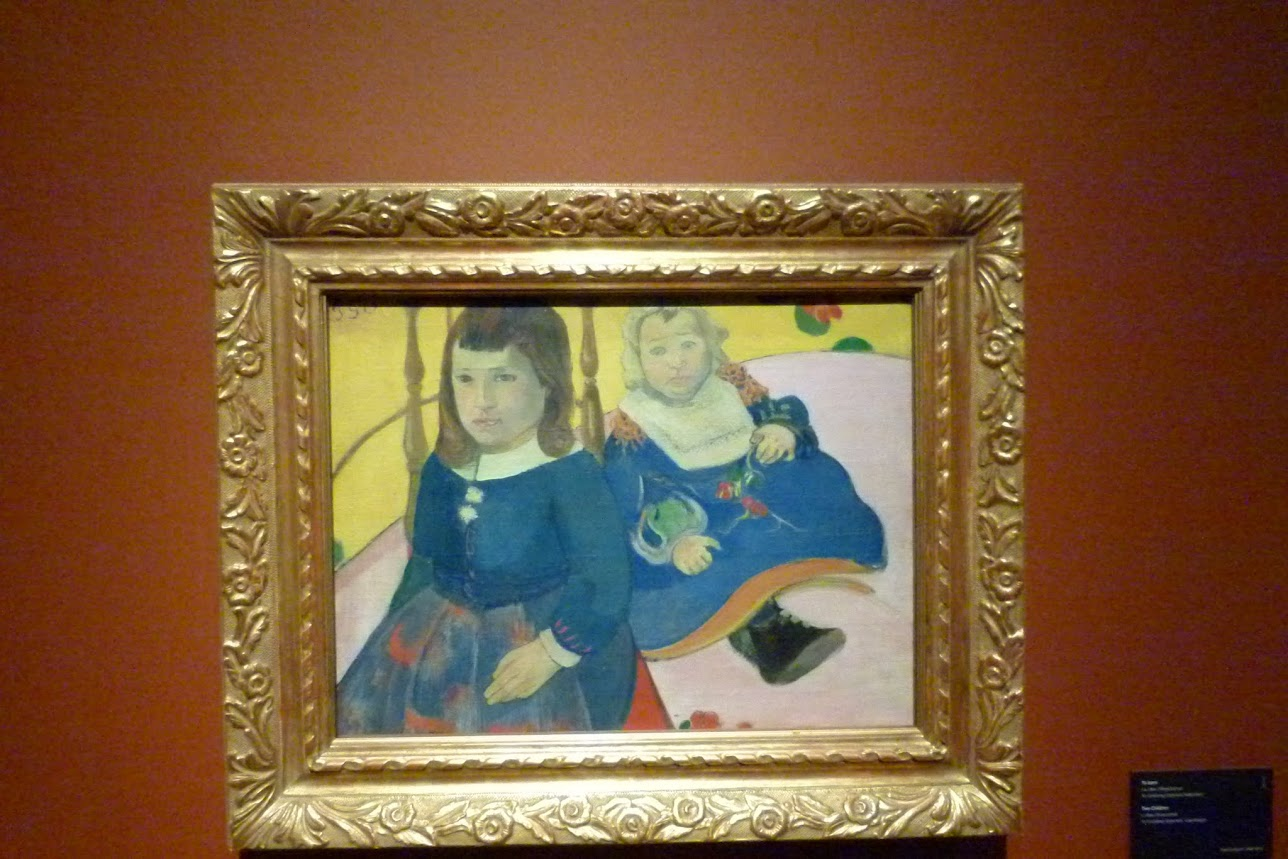 Gauguin - Children