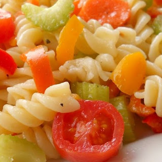 Zesty Rotini Salad Recipes