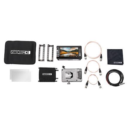 SmallHD 703 UltraBright Directors Kit - V Mount