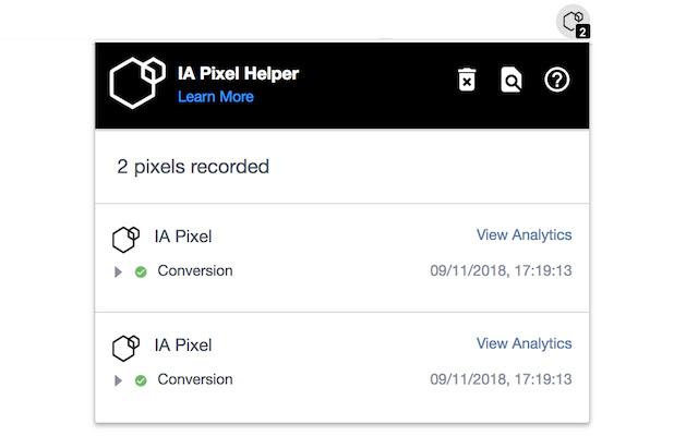 InvolveAsia Pixel Helper