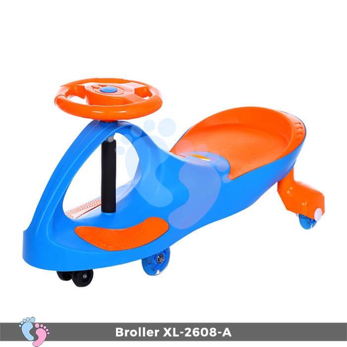 Xe lắc cho bé Broller XL-2608A 5