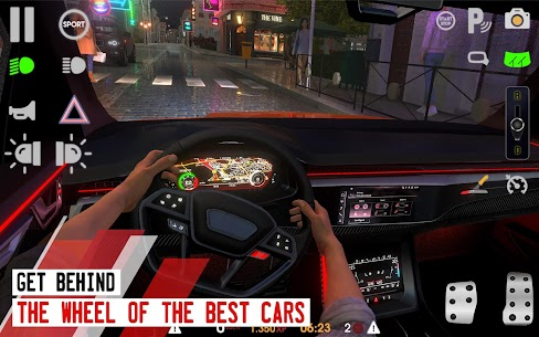 Driving School Sim V1.0.3 Apk + Mod (Money) for Android FREE 3