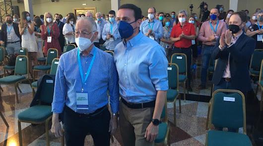 Los nombres de la nueva directiva del PP de Almería