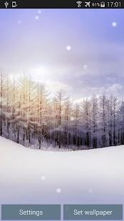 Snowy Winter - náhled