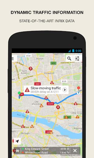 GPS Navigation & Maps - Scout  screenshots 3