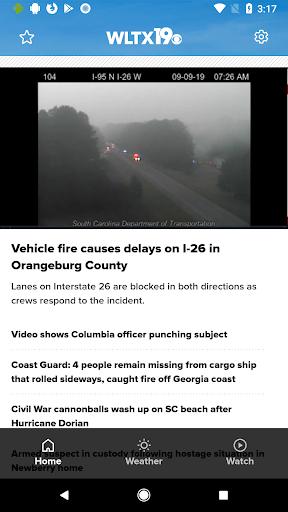 columbia news from wltx news19 screenshot 1