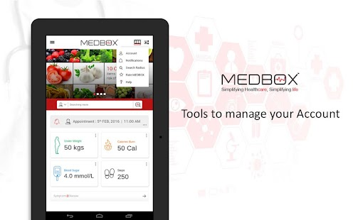 MEDBOX  Simplifying Healthcare- screenshot thumbnail