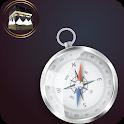 Digital Qibla Compass - Find Direction & Location icon