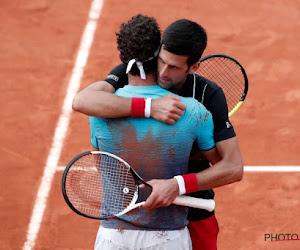 Goffin-killer sabelt ook Djokovic neer op Roland Garros