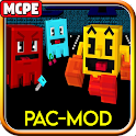 PAC-MAN Mod for Minecraft PE icon