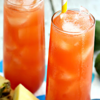 Pineapple Rum Drinks Orange Juice Recipes