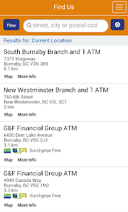 G&F Mobile Banking- screenshot thumbnail