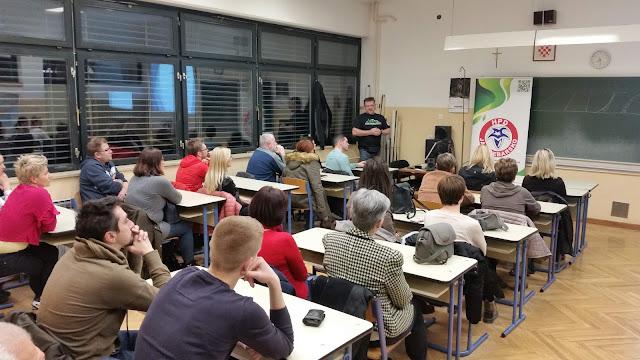 Planinarska škola 2019. - predavanja