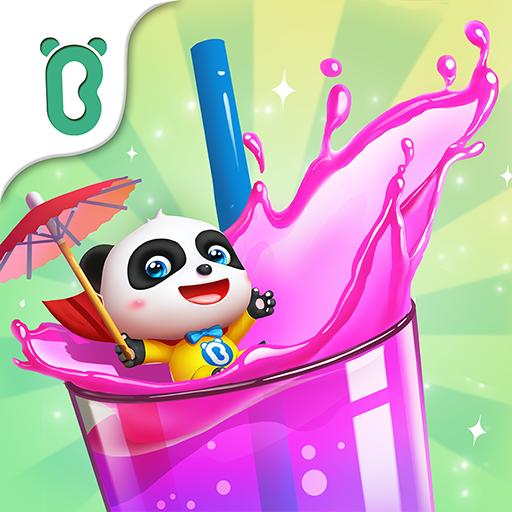 Verão do Bebê Panda: Loja de suco