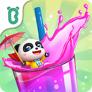 Baby Panda's Summer: Juice Shop