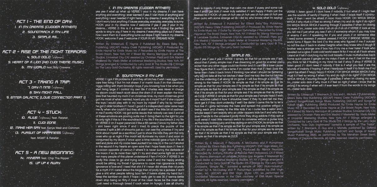 Lyric day n night lyrics : Fortune's A2 Media: Analysing Digipak MOTM