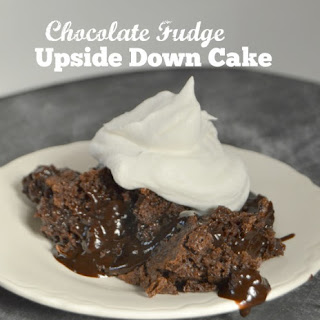 Chocolate Fudge Upside Down Cake