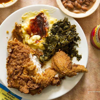 Arnold's Country Kitchen Fried Chicken.