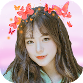 Tải Butterfly Crown Photo Editor APK