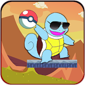 Squirtle Smash adventure