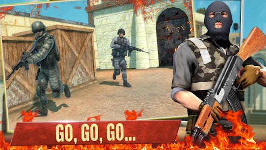 FPS Commando Secret Mission MOD APK ( Unlimited All) 6