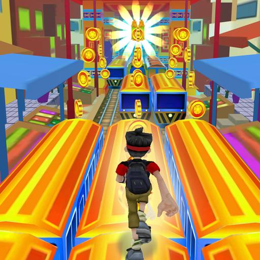 Train Surfers: Subway Rush Hours (game)