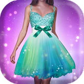 Party Dress Up Photo Montage