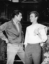 Photo: George Maharis and Robert Walker Jr.