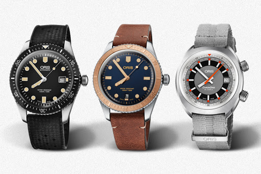 Deal: Big Discounts on Oris Watches Are Buried in Mr Porter's Sale