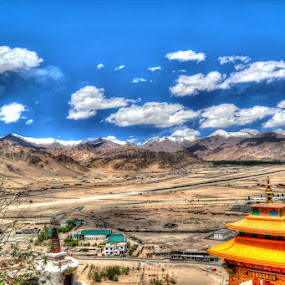 Mystic Ladakh by Rakesh Das - Landscapes Mountains & Hills