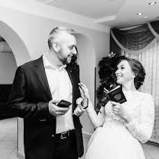 Wedding photographer Vera Scherbakova (Vera007). Photo of 19.01.2018