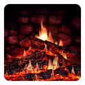 Fireplace Live Wallpaper icon
