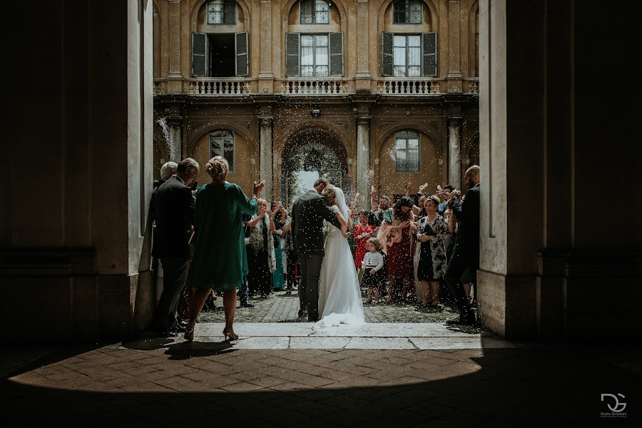 Wedding photographer Dario Graziani (graziani). Photo of 14.05.2018